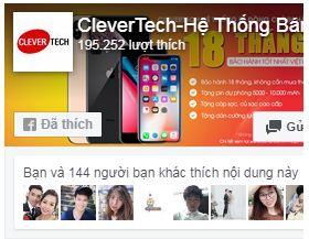 CleverTech-Hệ Thống Bán Lẻ Di Động Chính Hãng